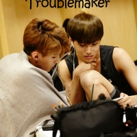 [Ficlet] Troublemaker